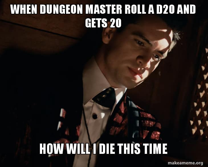 10 Dungeon Master Memes That Will Send You Rolling On The Floor